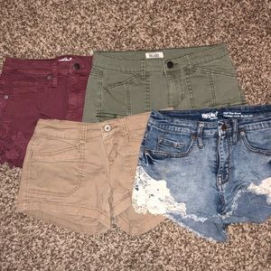 Shorts bundle (various brands)